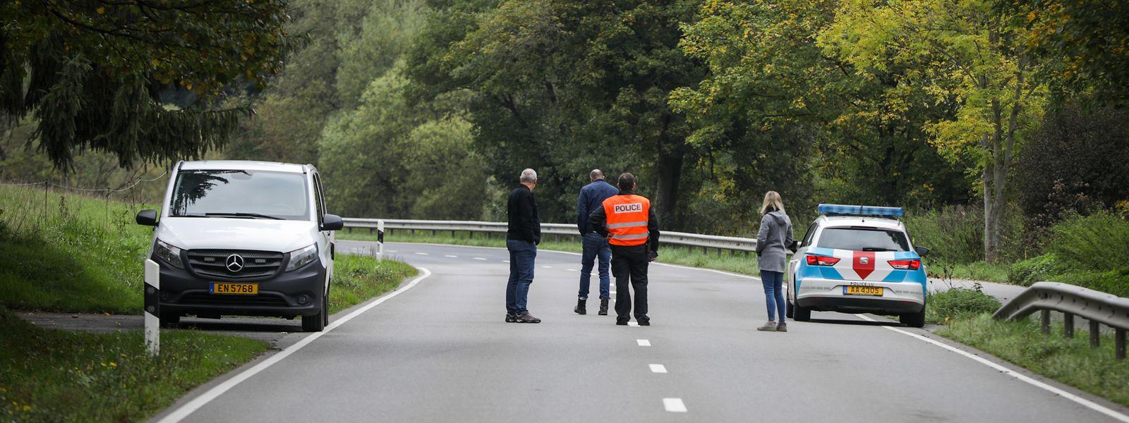 Die N10 wird am Freitag aufgrund von der Spurensicherung durch die Kriminalpolizei zeitweilig geschlossen sein.