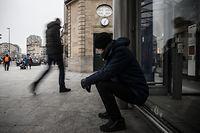 Lokales, Jugendkriminalität im Bahnhofsviertel, Gare de Luxembourg, Foto: Guy Wolff/Luxemburger Wort