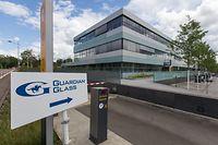 Wirtschaft, Guardian, Luxgard Bartringen, Foto: Lex Kleren/Luxemburger Wort