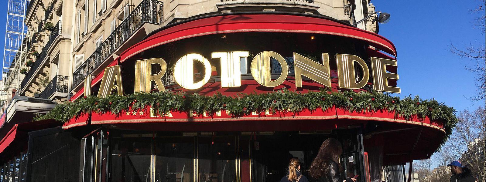 """""""La Rotonde"""" bleibt wohl mehrere Tage oder sogar Wochen geschlossen."""
