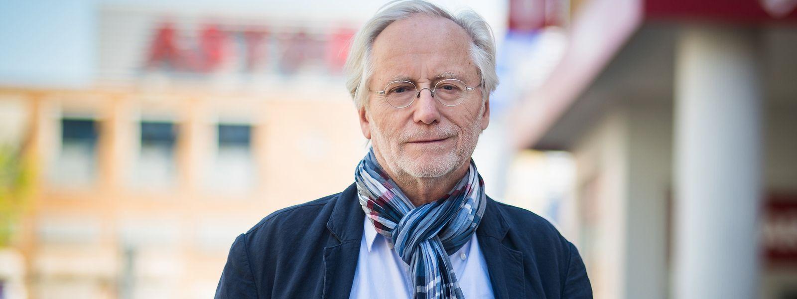 Joachim H. Luger verlässt die ARD-Kultserie auf eigenen Wunsch.