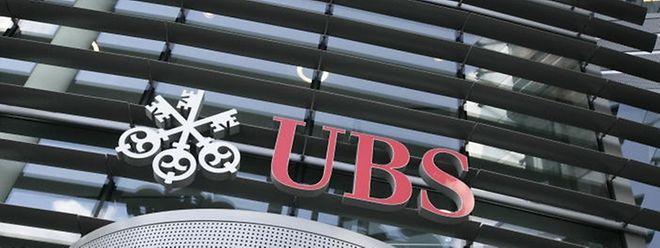 La banque suisse UBS emploie 413 personnes au Luxembourg.