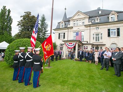 Independence Day 2016 US Ambassy, Réception pour fêter American Independance Day 2016