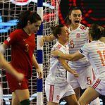 Futsal. Seleção feminina perde final do Europeu com a Espanha