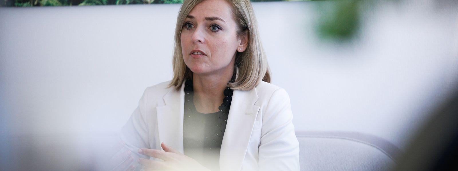 Innenministerin Taina Bofferding (LSAP) will das Dossier der Gemeindefusionen aus seinem Dornröschenschlaf holen.