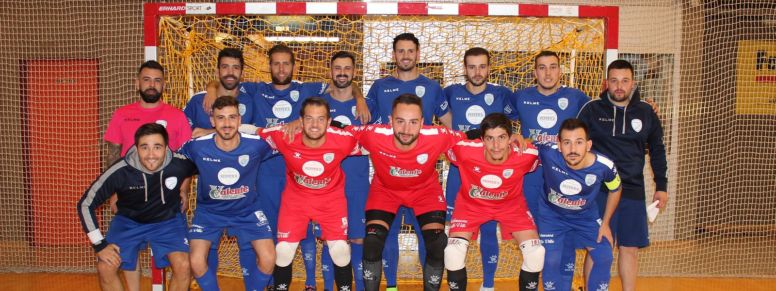 2baea8638b Racing Luxembourg  Campeão quer confirmar