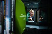 Prof Andreas Irmen  - Photo : Pierre Matgé