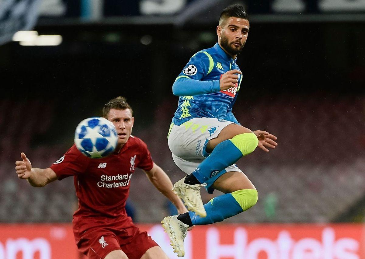 Lorenzo Insigne a offert au Napoli un succès très important contre Liverpool.