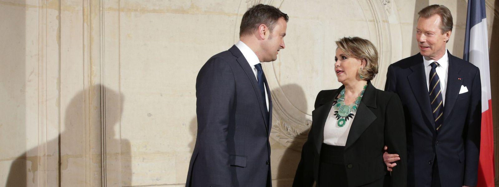 Xavier Bettel rechnet nicht mit einer Verschlechterung der Beziehungen zwischen der Regierung und dem großherzoglichen Hof. Großherzog Henri habe ihm versichert, die Reformen mittragen zu wollen.