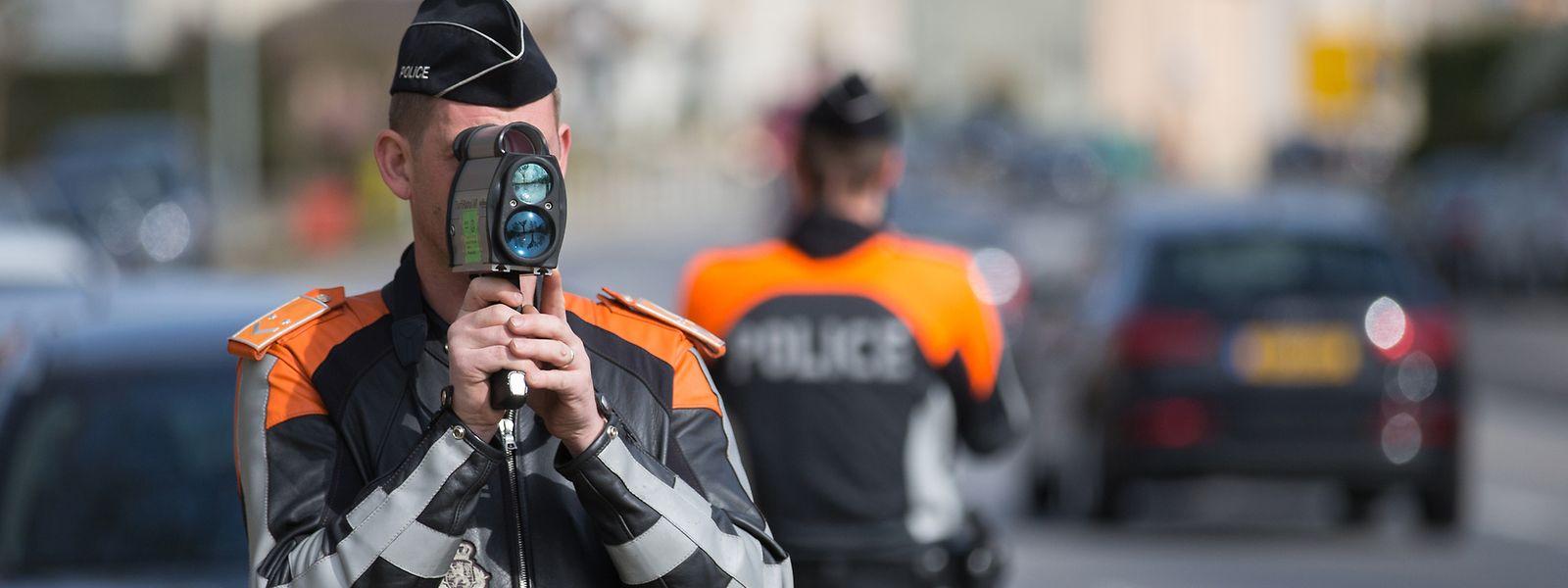 Entre 2016 et 2019, la police luxembourgeoise a verbalisé à plus d'un million de reprises des automobilistes pour excès de vitesse.
