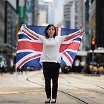 Hong Kong não quer ser a sombra da China
