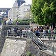 Es kommen wieder mehr Touristen nach Luxemburg.
