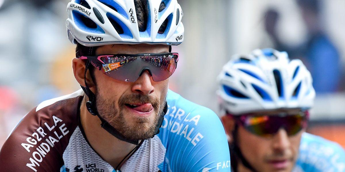 Ben Gastauer s'apprête à disputer son quatrième Tour de France.