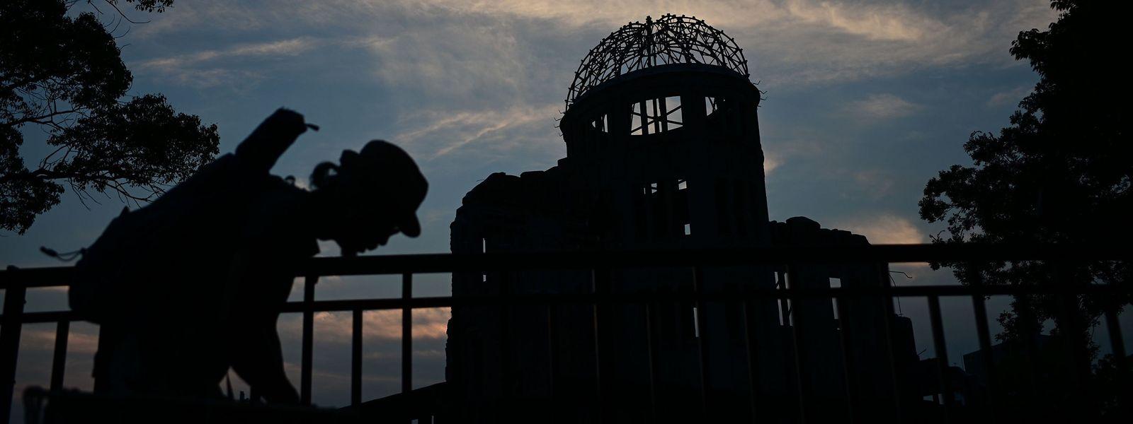 Hiroshima, Friedensdenkmal: Die japanische Stadt gilt als  Inbegriff für die atomare Apokalypse.