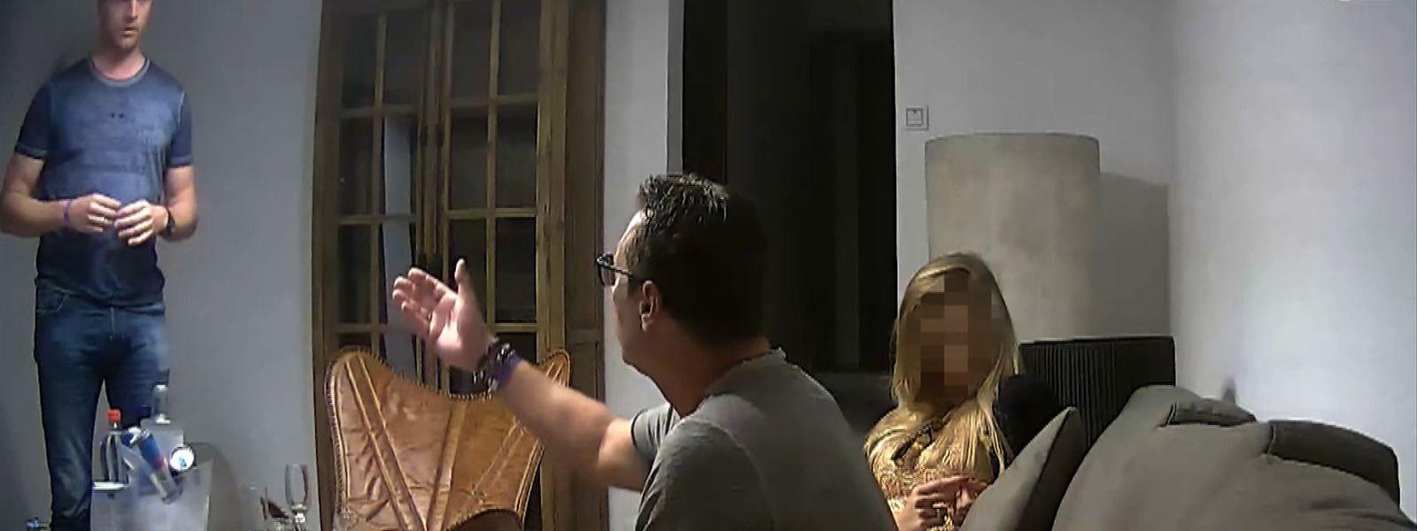 Christian Strache von der rechten FPÖ legte sein Amt nach Veröffentlichung des verdeckt aufgenommenen Videos nieder.