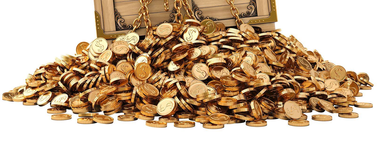 Die Goldmünzen des SREL lagern in den Tresoren der Zentralbank