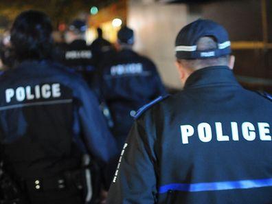 Die Polizei hatte am Dienstag wieder die Drogenszene im Bahnhofsviertel im Visier.