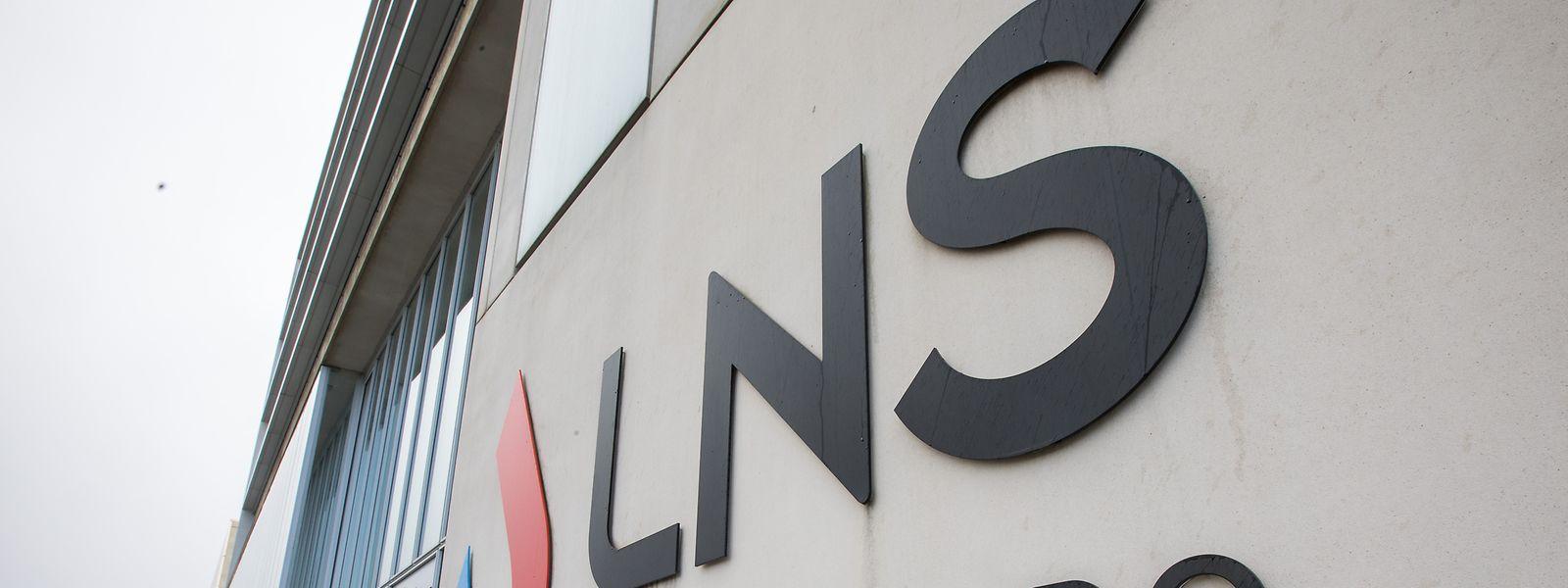 Das nationale Gesundheitslaboratorium LNS stellt die Testinfrastruktur bereit.
