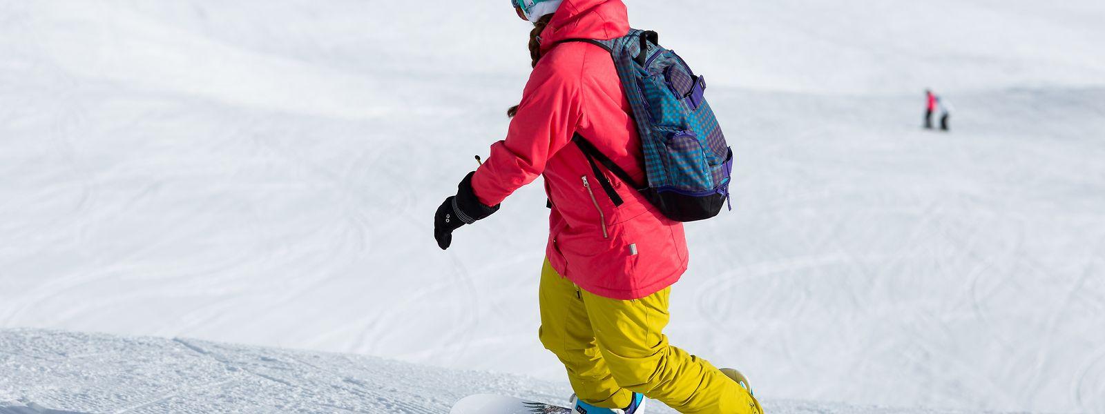 Nach dem Boom in den 1990er-Jahren war es zuletzt um Snowboards etwas ruhiger geworden. Das ändert sich jedoch wieder.