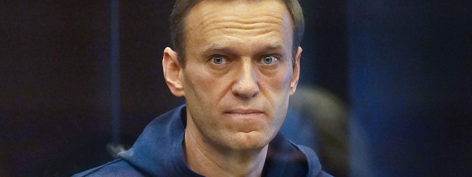Ein Jahr wird Nawalny aus dem Hausarrest angerechnet.
