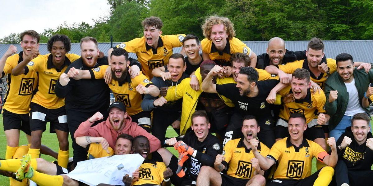 Le suspense a duré mais les Beggenois ont finalement assuré une montée directe en Division 1.