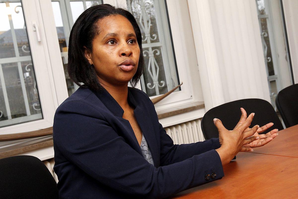 Dulce Fernandes é a presidente da Comissão de Recenseamento Eleitoral de Cabo Verde do Luxemburgo