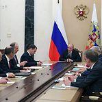 Rússia pronta para novas sanções dos Estados Unidos