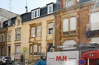 Die drei Häuser in Limpertsberg werden vorläufig nicht abgerissen.