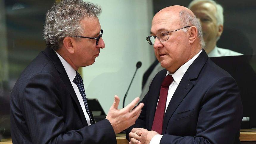 Luxemburgs Finanzminister Pierre Gramegna unterstützt den Kampf gegen Steuervermeidung.