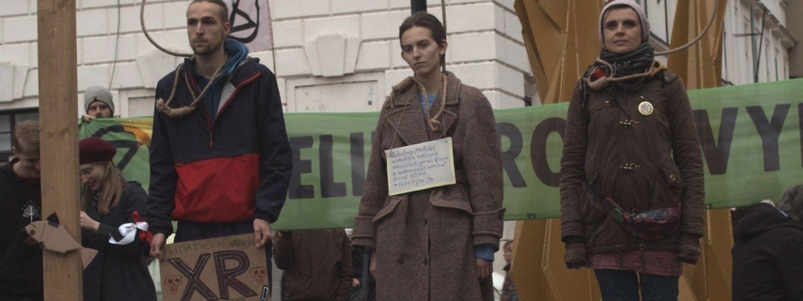 """Die Dokumentation """"Grief"""" über die Extinction Rebellion-Bewegung ist eines der zahlreichen Highlights des diesjährigen CinEast."""