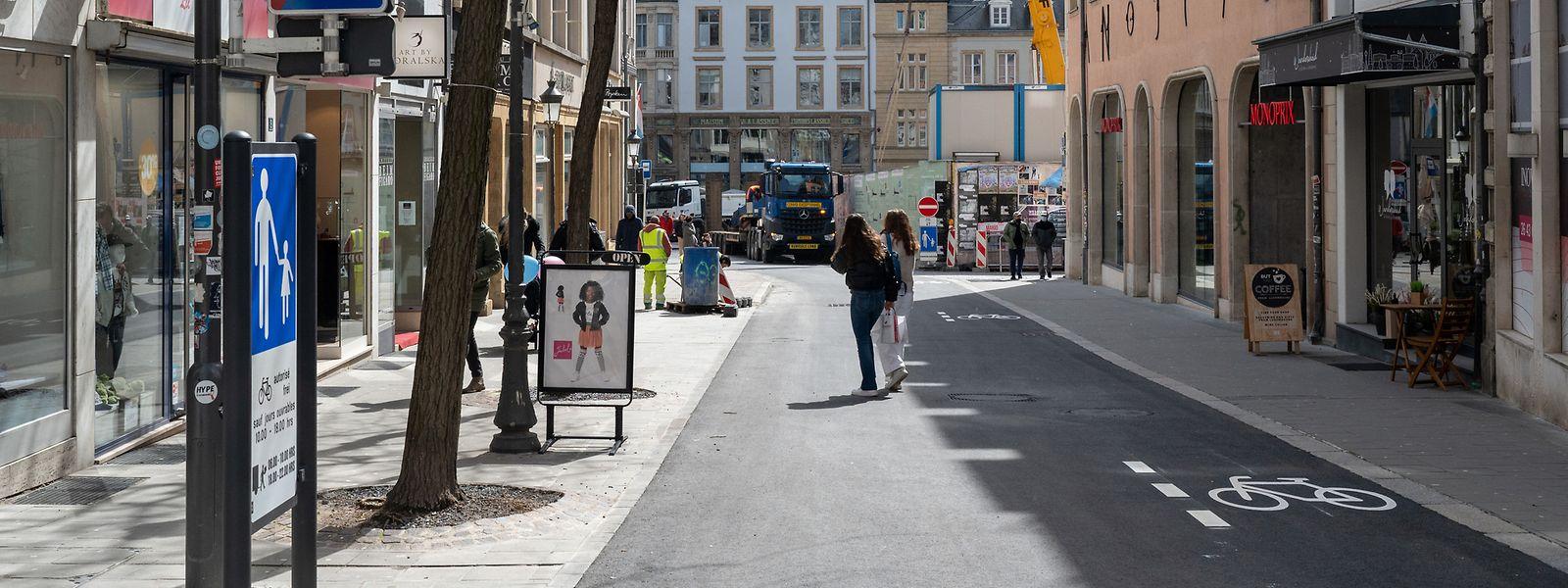 Les automobilistes ne peuvent plus dépasser les 20km/h sur cet axe du centre-ville.