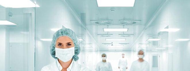 Dürfen keine Werbung schalten: In Luxemburg niedergelassene Ärzte sowie Kliniken.