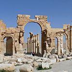 Réplica do Arco do Triunfo de Palmira vai estar no Luxemburgo
