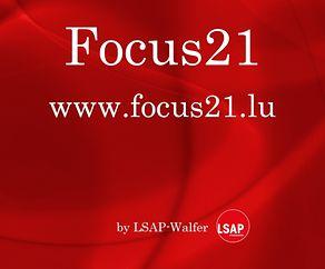 Focus21 Soziales / le social
