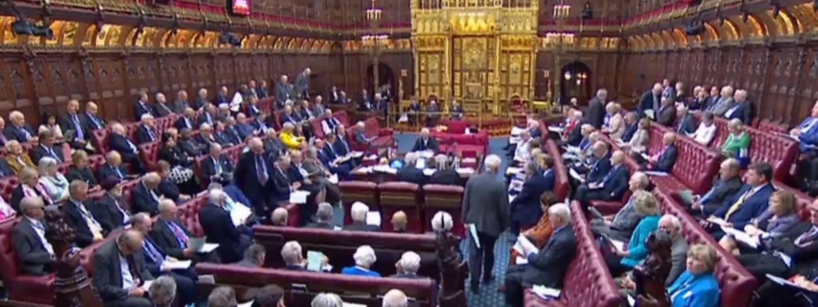 Le texte adopté ce vendredi par la Chambre des Lords vise à repousser de trois mois le Brexit, prévu le 31 octobre