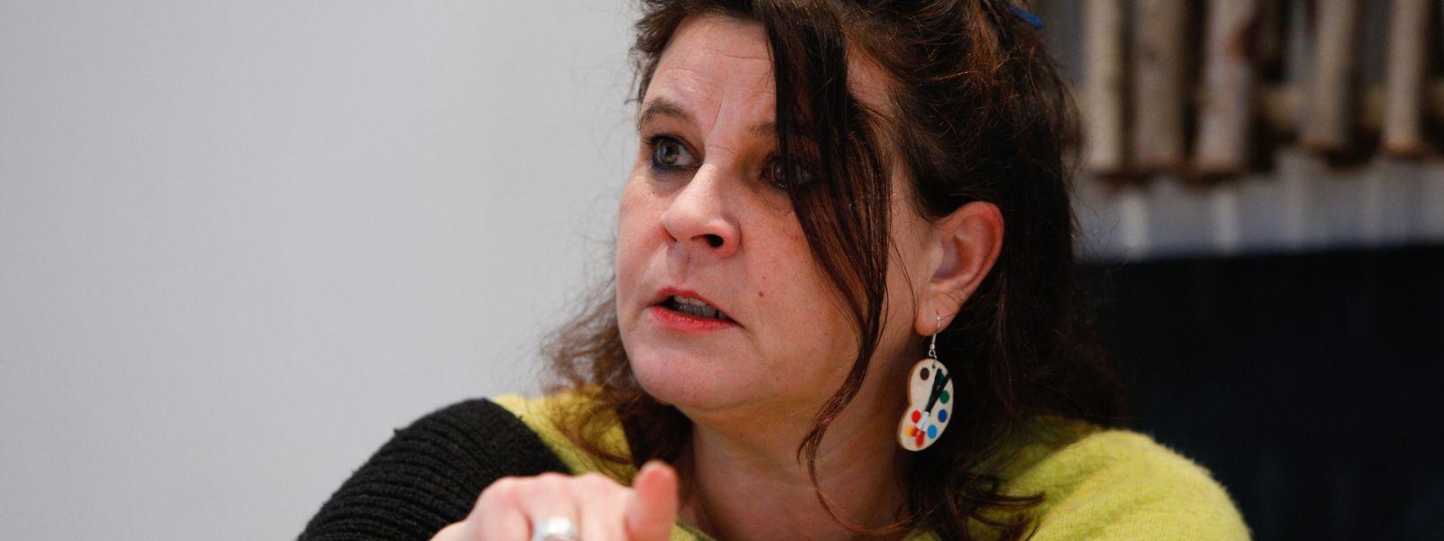 """Im Gespräch mit dem """"Luxemburger Wort"""" geht Nathalie Pott erstmals mit ihren Erinnerungen an sexuellen Missbrauch an die Öffentlichkeit."""