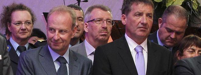 Yves Bouvier est le principal promoteur du port franc de Luxembourg, Olivier Thomas le second.