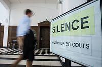 Im Prozess gab ein Kriminalermittler gestern die Aussagen der Angeklagten im Polizeiverhör wieder.