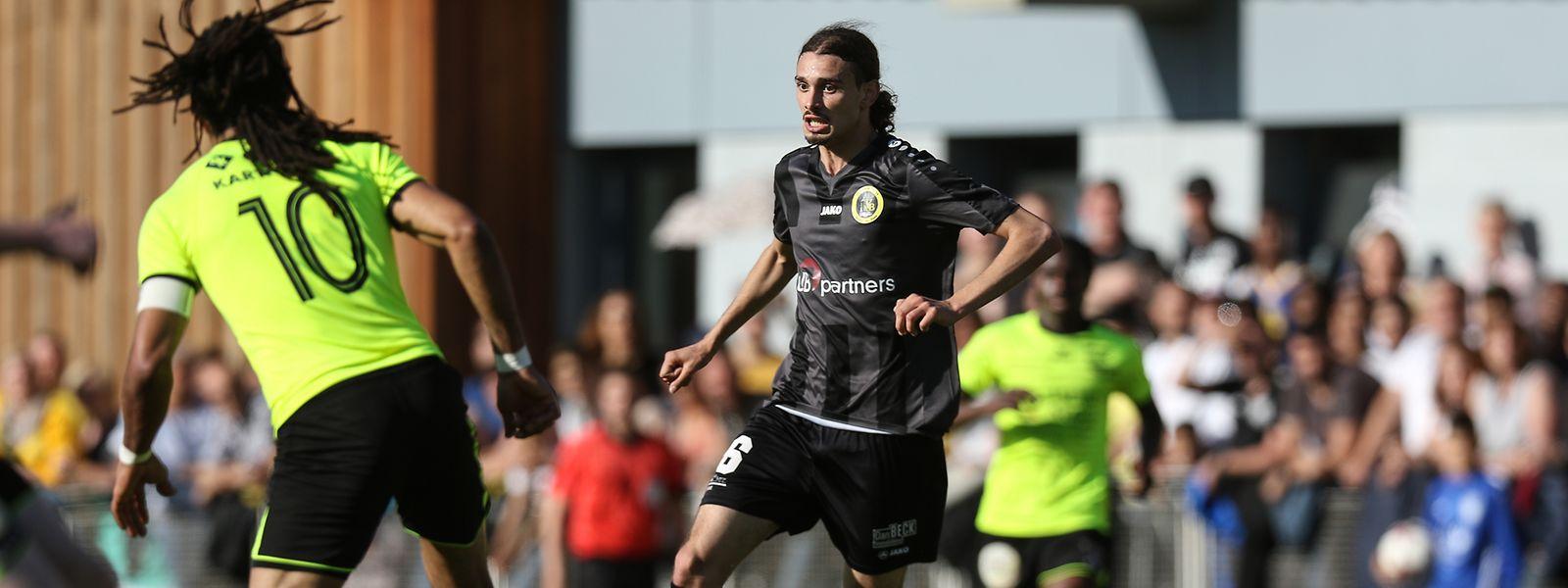 Michel Martins könnte mit Weiler im Relegationsspiel erneut auf Bissen treffen.