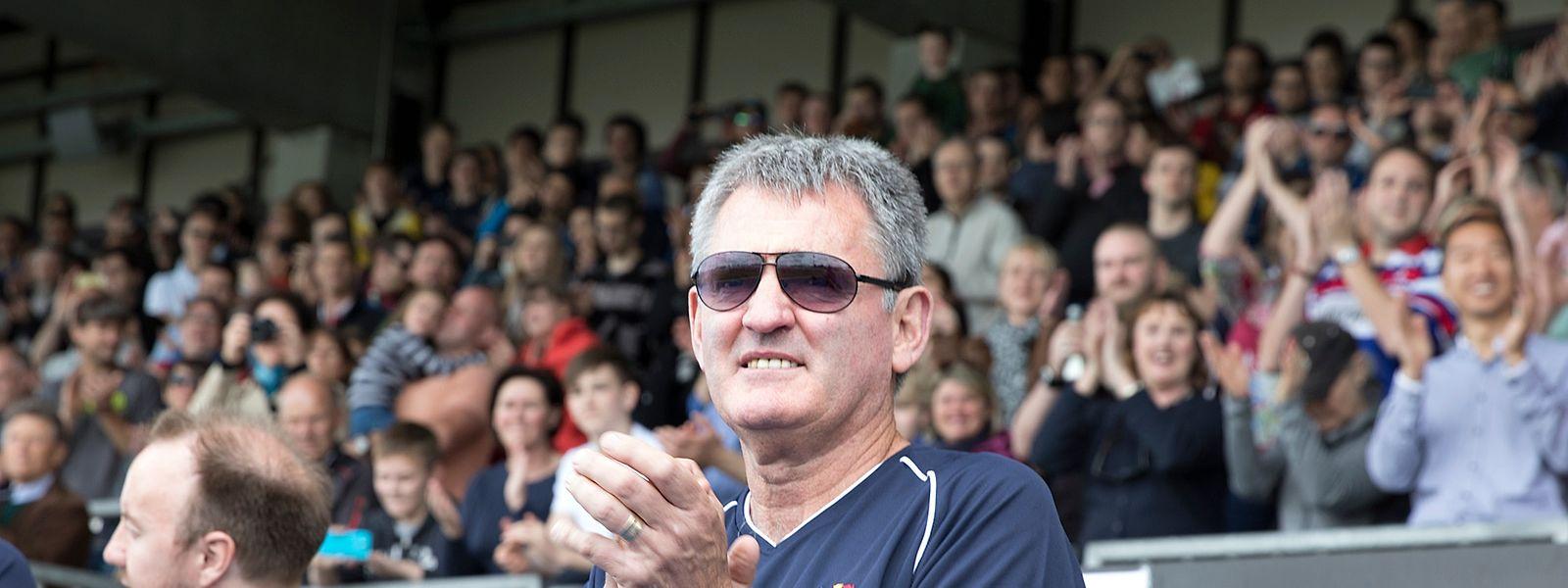 Rugby-Trainer Marty Davis ist das Paradebeispiel eines Ausländers, der seinen Sport in Luxemburg entscheidend geprägt hat.
