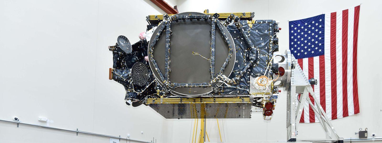 Intelsat 38 sera lancé en fin de semaine depuis Kourou. Une nouvelle étape pour Intelsat
