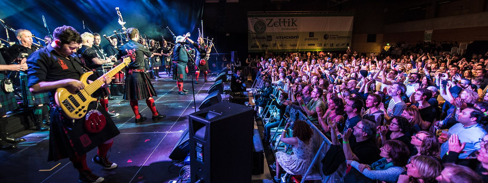 Das Zeltik-Festival in Düdelingen wird erst im Sommer stattfinden können.