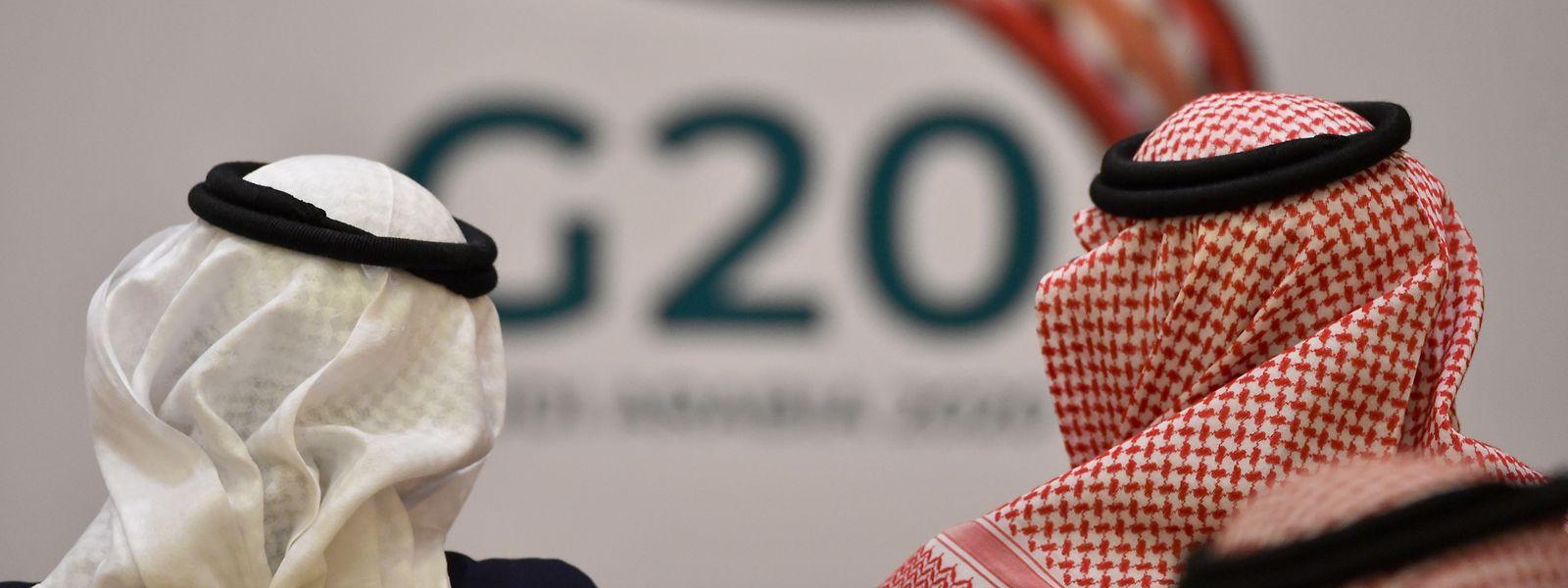 Die führenden Industrie- und Schwellenländer (G20) konnten sich in Saudi-Arabien nicht zu einer Steuerreform einigen.