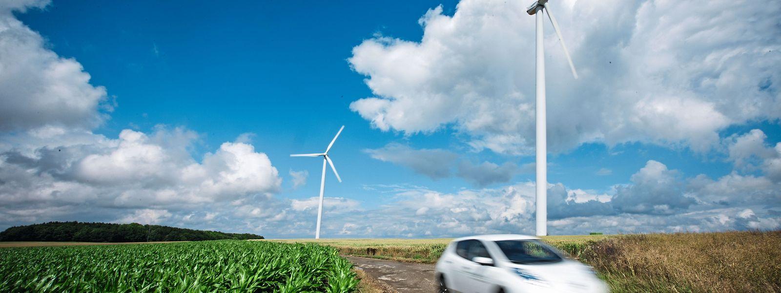 Der für das Elektroauto benutzte Strom sollte aus erneuerbaren Quellen kommen, ansonsten ist der Umweltbeitrag des Fahrzeugs gleich Null.