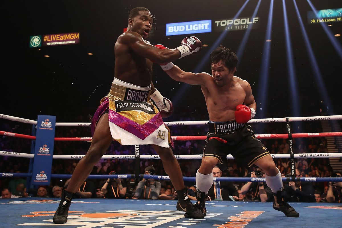 Manny Pacquiao rêve de retrouver Floyd Mayweather.