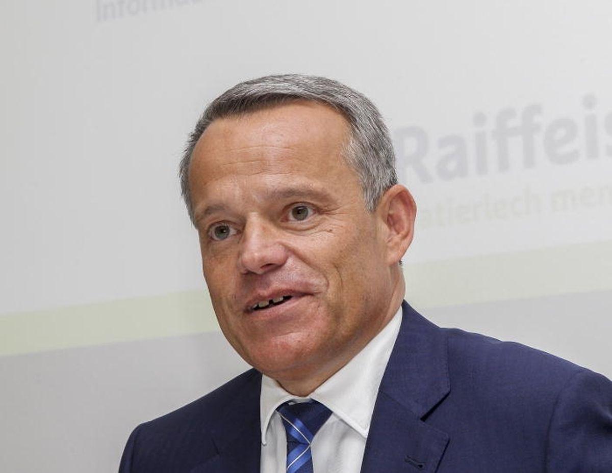 """""""Die zunehmende Nutzung des Internets für Einkäufe jeder Art macht auch vor den Banken nicht halt"""", erklärt Guy Hoffmann, Vorstandspräsident der Banque Raiffeisen."""