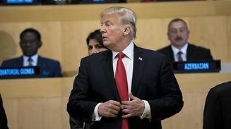 Mardi, Donald Trump prononcera son premier discours devant l'ONU en tant que président.