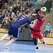 Tommy Wirtz (Luxemburg 17) / Handball, Testspiel Luxemburg - USA / Duedelingen / 04.01.2019 / Foto: kuva