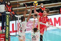 Kamil Rychlicki, Volleyball, Lube Civitanova, 2020/2021