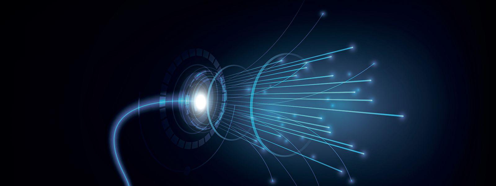 Le noeud de transit Internet LU-CIX se positionne comme un carrefour des échanges Internet dans le monde.